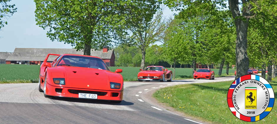 Ferrari Nordic Meeting